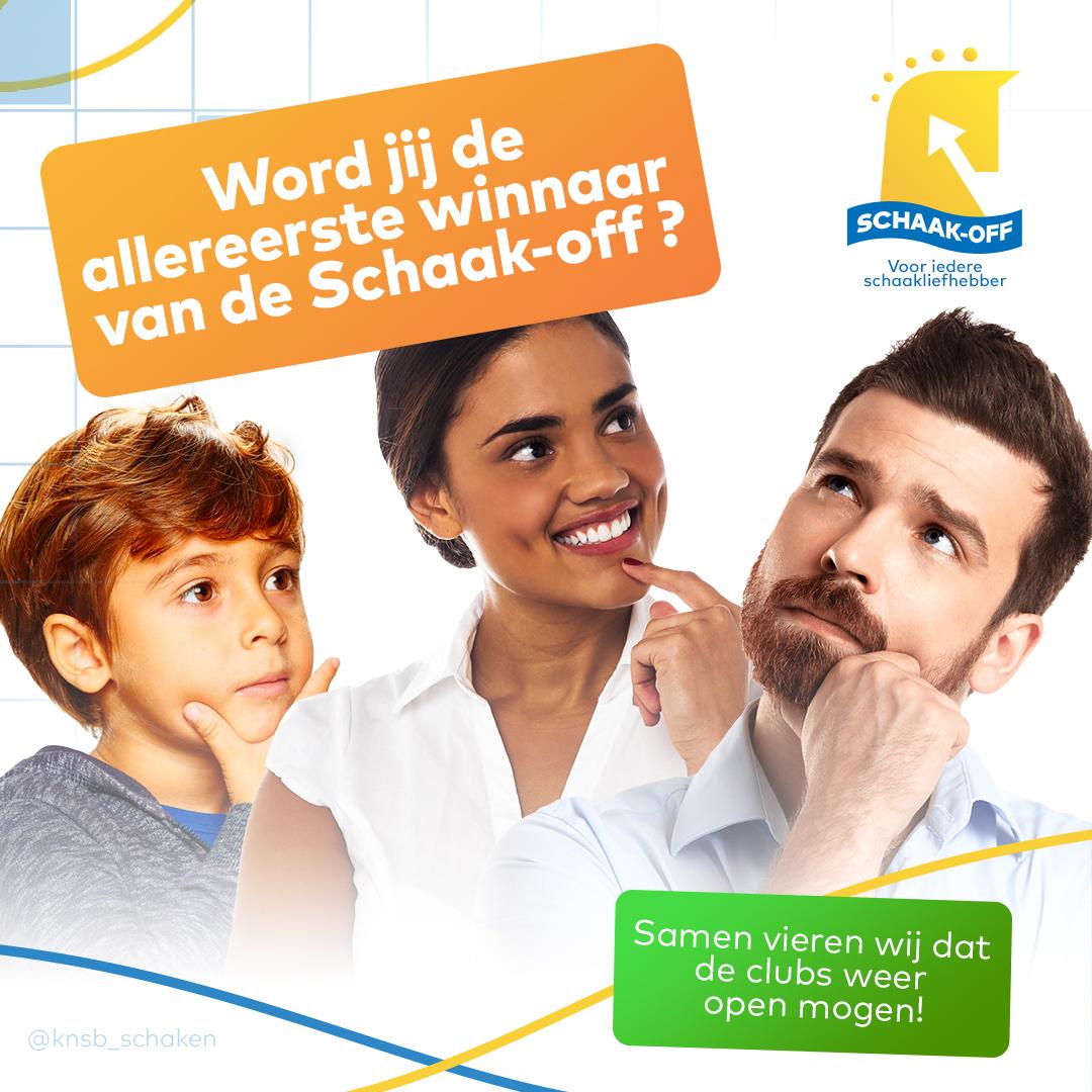 Landelijke Schaak-off van de Koninklijke Nederlandse Schaakbond
